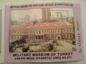 The Military Museum in Istanbul, day tours in Istanbul, day trips in Instnbul, ReadyClickAndGo
