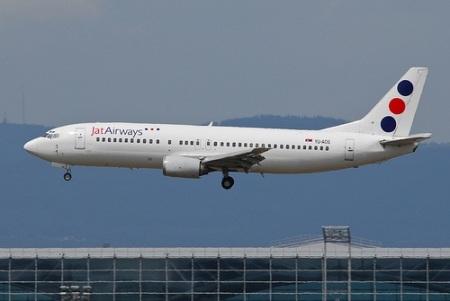 JAT - Yugoslav Airlines, Serbia