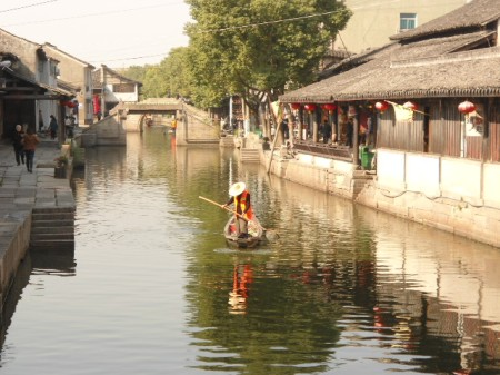 A Day Tour from Shanghai – Visit to Anchang Ancient Village, ReadyClickAndGo