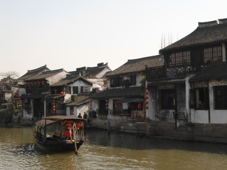 ReadyClickAndGo. water towns in China, day trips in China, private day trips from Shanghai