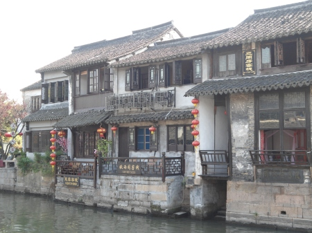 ReadyClickAndGo, water towns in China, day trips from Shanghai, Day tours from Shanghai, visit water town from Shanghai