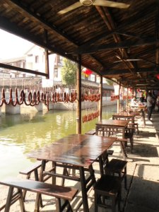 A Day Tour from Shanghai – Visit to Anchang Ancient Village,ReadyClickAndGo