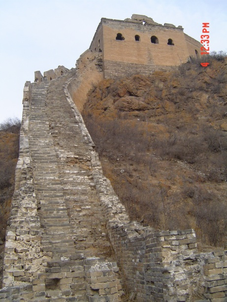 The Great Wall of China, ReadyClickAndGo