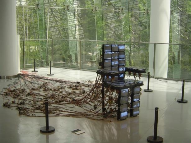The Shanghai Art Museum, ReadyClickAndGo